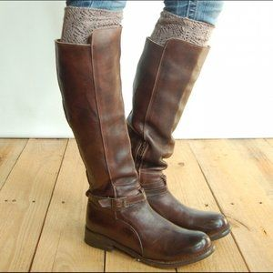 BedStu Bristol & Free People Bonner Riding Boot